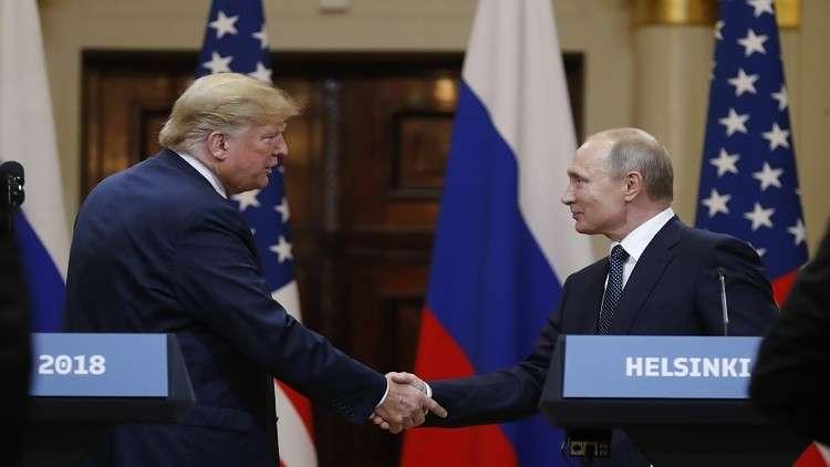 العلاقة بين بوتين وترامب تثير هلع نانسي بيلوسي