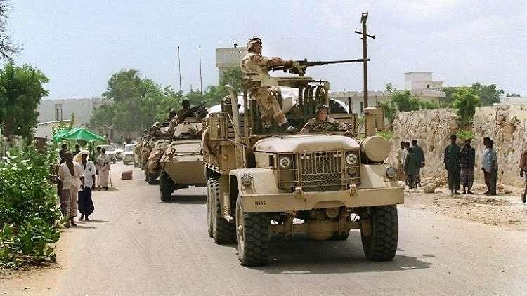 واشنطن بصدد تقليص قواتها في الصومال