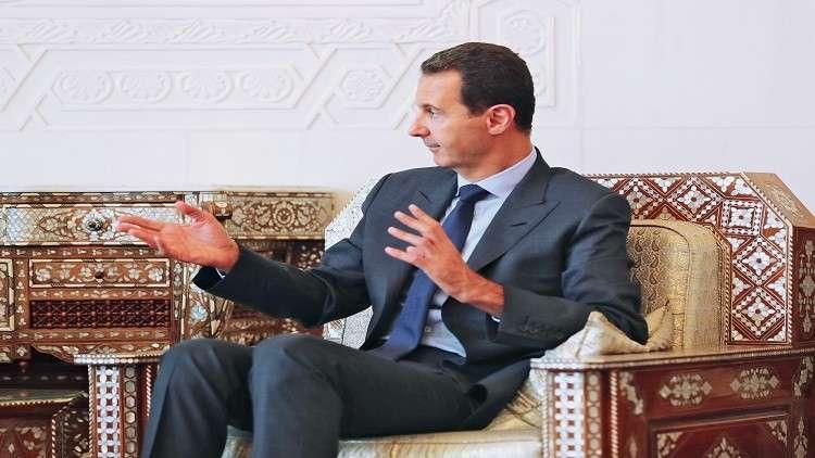 رياح الغضب العربية تنقلب نسيما عليلا على الأسد