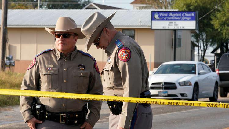 اللقطات الأولى لضحايا حادث إطلاق النار في لوس أنجلوس