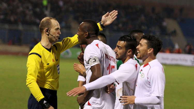 صافرة أردنية لإدارة مباراة افتتاح كأس آسيا