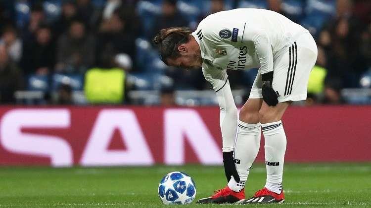ريال مدريد يكشف عن طبيعة إصابة غاريث بيل