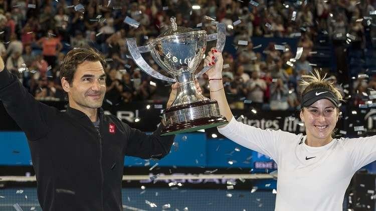 سويسرا تحرز كأس هوبمان للتنس على حساب  ألمانيا
