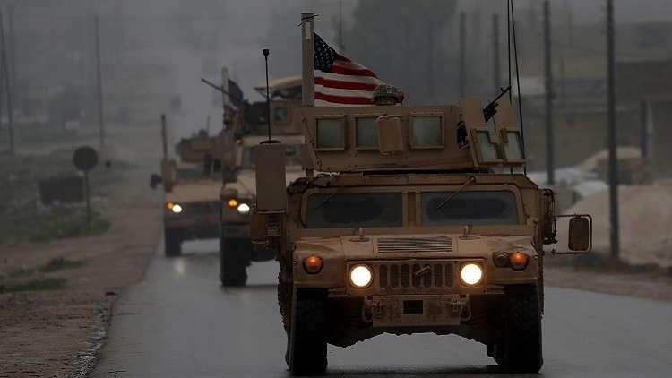 مسؤول أمريكي: الولايات المتحدة قد تبقي على قواتها في التنف السورية