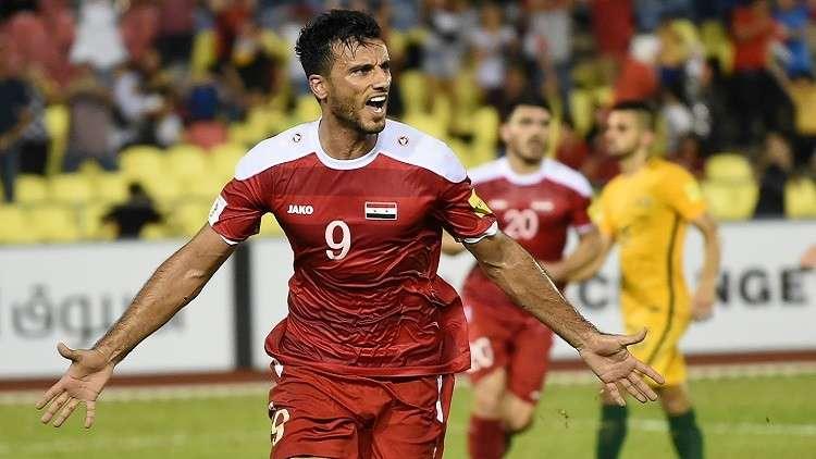 كأس آسيا 2019.. السومة يأمل في بلوغ سوريا المربع الذهبي