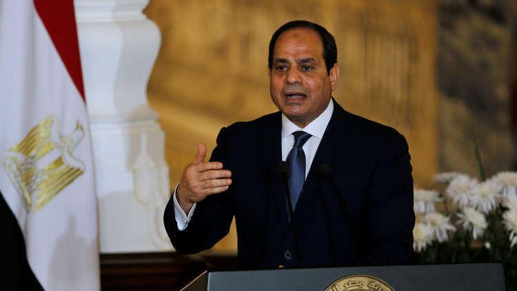 السيسي: مصر تدعم استقرار وأمن السودان