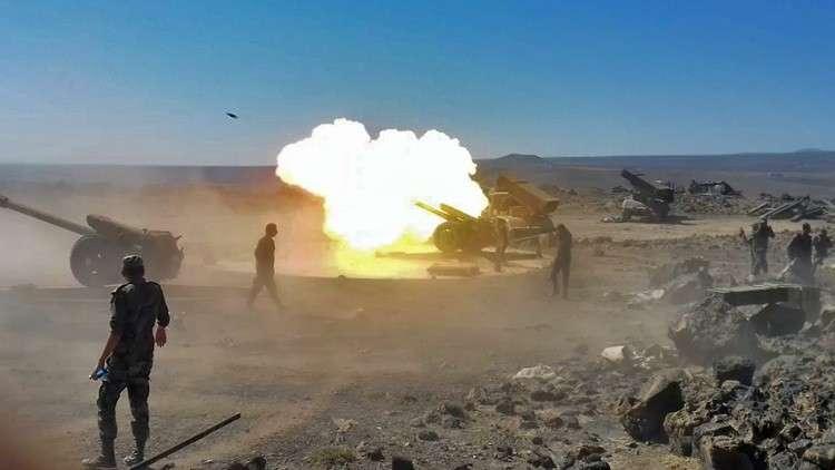 الجيش السوري يتصدى لمحاولات تسلل للمسلحين بريفي حماة وإدلب