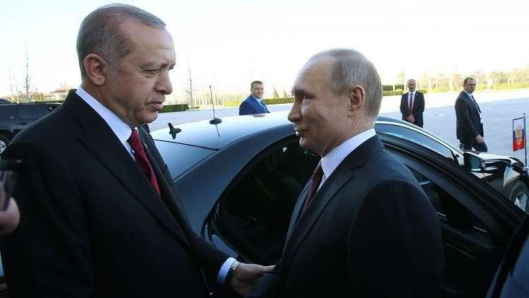 الرئيس التركي إلى روسيا هذا الشهر
