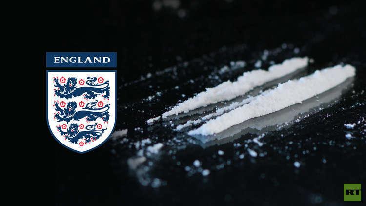 الاتحاد الإنجليزي يبحث في فضيحة تعاطي لاعب المنتخب للمخدرات