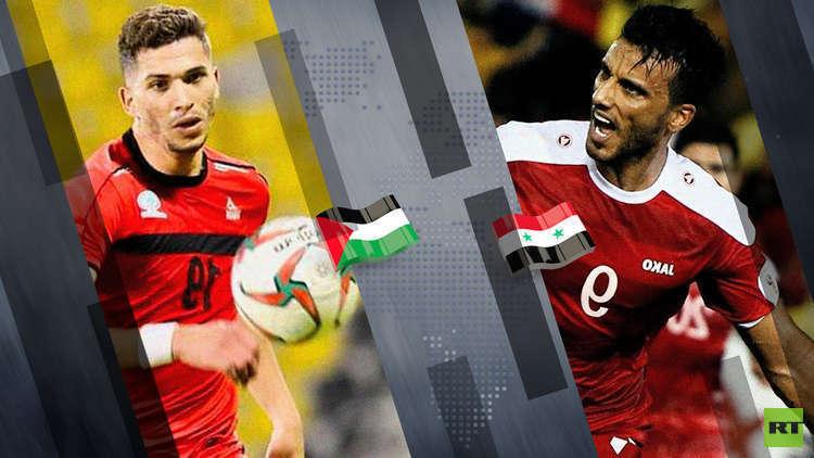 كأس آسيا 2019.. التعادل السلبي يحسم مواجهة سوريا وفلسطين