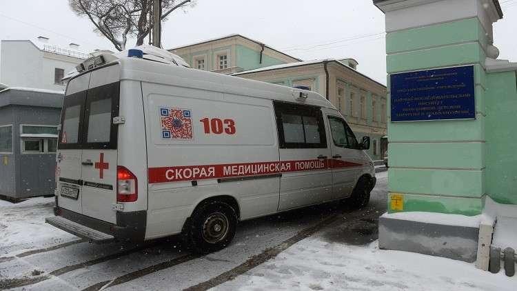 الأطباء الروس ينقذون ساق فتى سوري من البتر