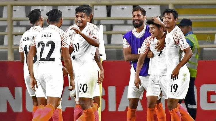 كأس آسيا 2019.. الهند تقسو على تايلاند برباعية