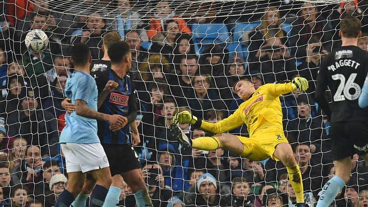 مانشستر سيتي يكتسح روترهام بسباعية في كأس الاتحاد الإنجليزي