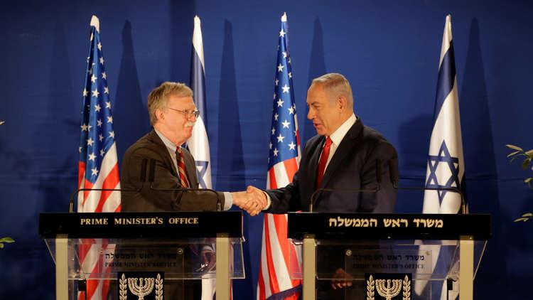 نتنياهو يطلب من واشنطن الاعتراف بالسيادة الإسرائيلية على الجولان المحتل