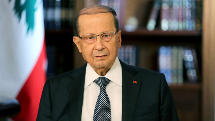عون: القمة العربية الاقتصادية في بيروت ستنعقد في موعدها