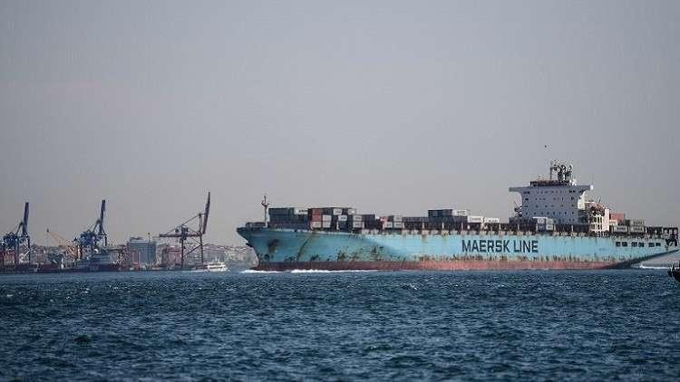 روسيا تنفي وجود أي من مواطنيها على متن السفينة المنكوبة في البحر الأسود
