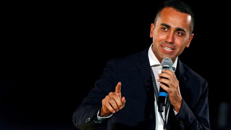 نائب رئيس الوزراء الإيطالي يعلن تأييده لاحتجاجات