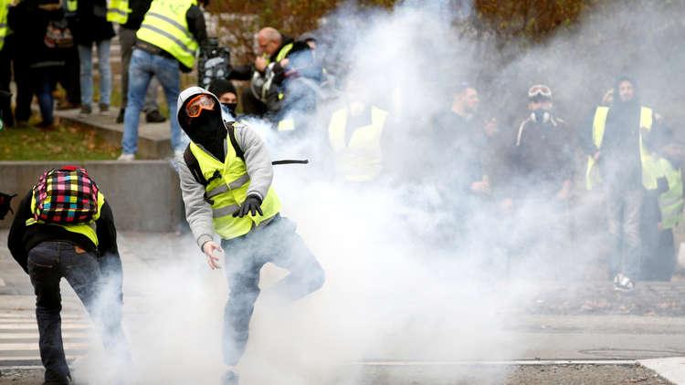 أبرز قناة فرنسية ترفض تغطية احتجاجات