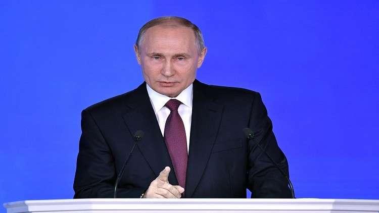 بوتين عن بداياته العسكرية