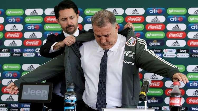 الأرجنتيني تاتا مدربا جديدا لمنتخب المكسيك