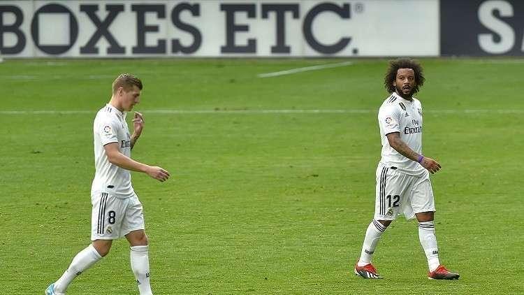 لعنة الإصابات تطارد ريال مدريد