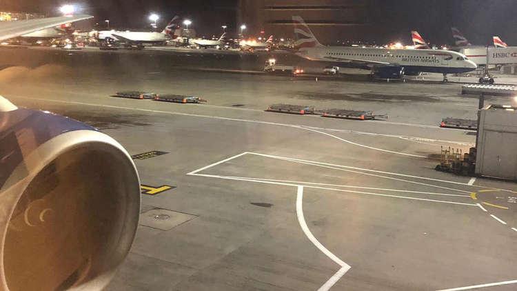 من جديد.. مطار لندن يعلق رحلاته بسبب طائرة من دون طيار