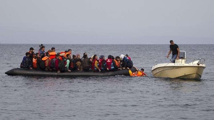 وصول 31 طالب لجوء سوري إلى قبرص