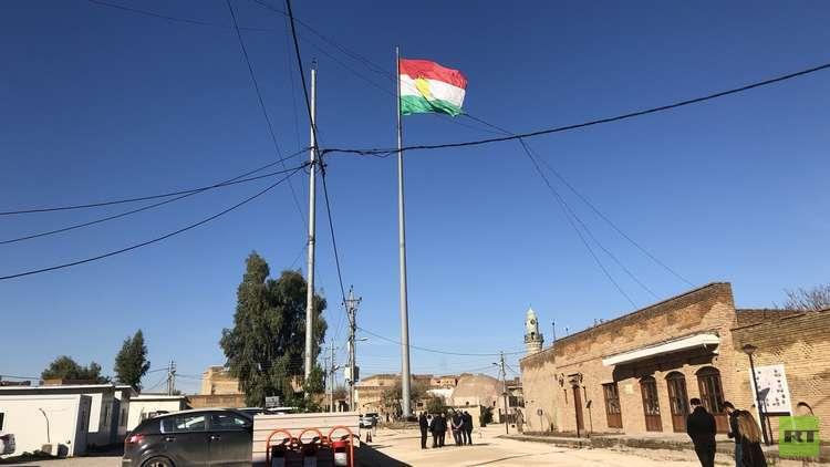 كردستان العراق يرد على تقرير
