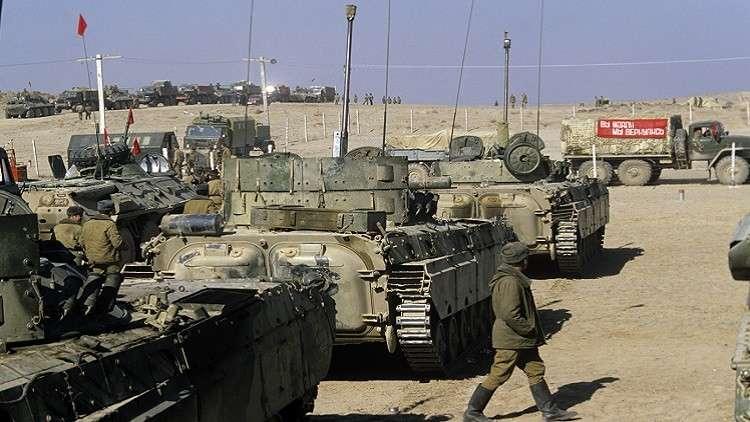 موسكو تنفي أي نية لنشر قوات روسية في أفغانستان