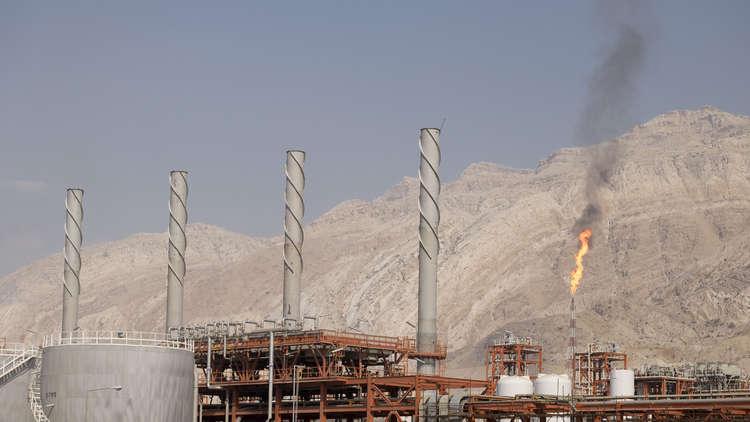 إيران تتصدر دول العالم باحتياطي الغاز