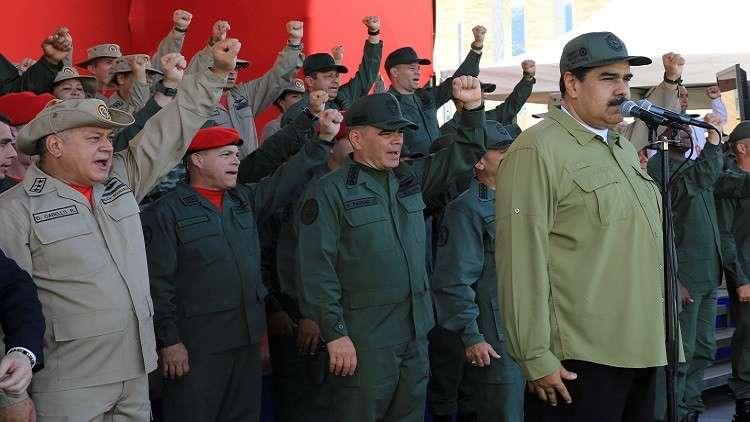 موسكو تحذر واشنطن من مغبة الخيار العسكري في فنزويلا