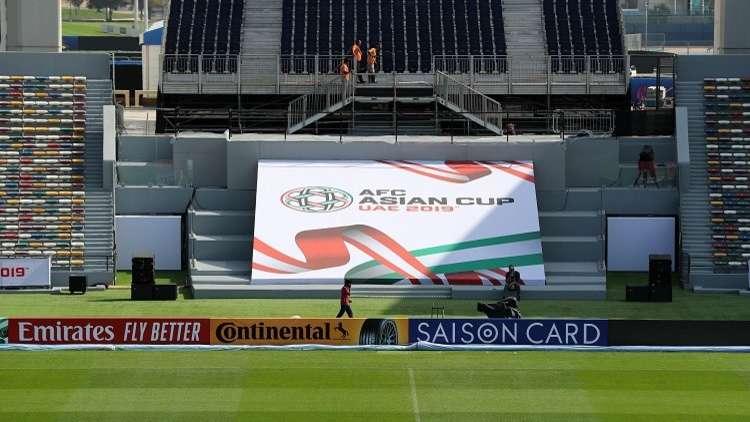 كأس آسيا 2019 .. التشكيلة الأساسية لمباراة قطر ولبنان