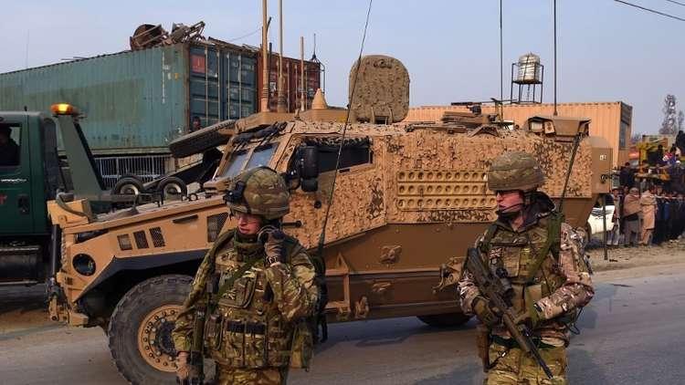 أنباء عن مقتل 5 جنود بريطانيين في دير الزور