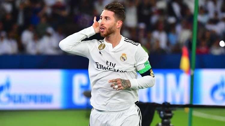 المدافع الهداف يحقق رقما مميزا مع ريال مدريد (فيديو)
