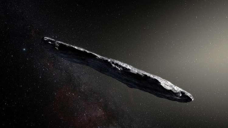 عالم فضاء: هذا الكويكب غريب الأطوار أرسلته كائنات عاقلة للتجسس علينا!