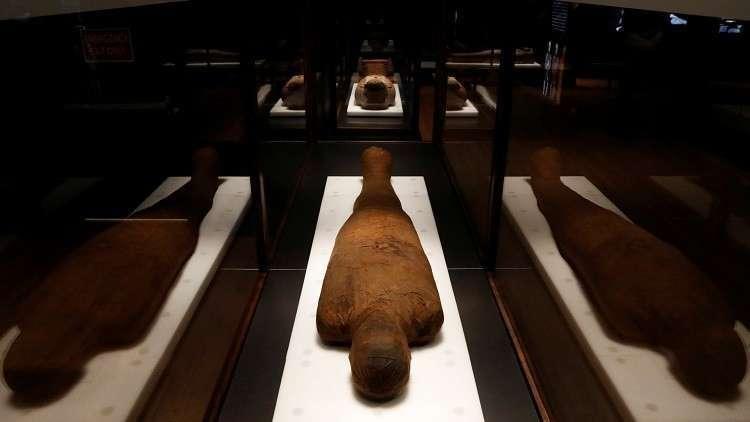 اكتشاف هوية مومياء مصرية غامضة في إسبانيا
