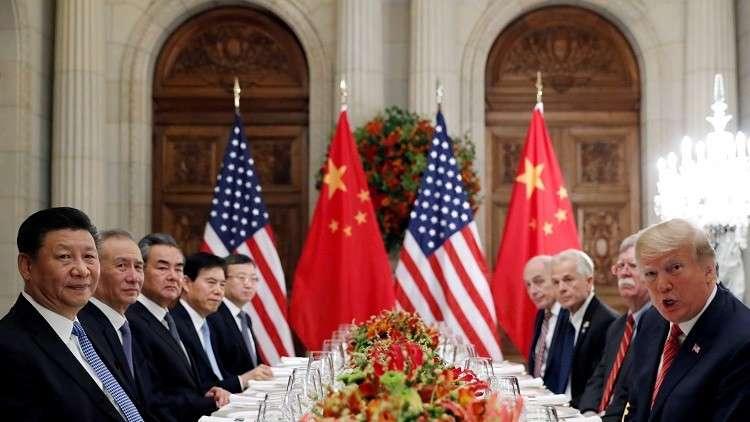 ترامب: هناك نجاح كبير في المفاوضات حول التجارة مع الصين