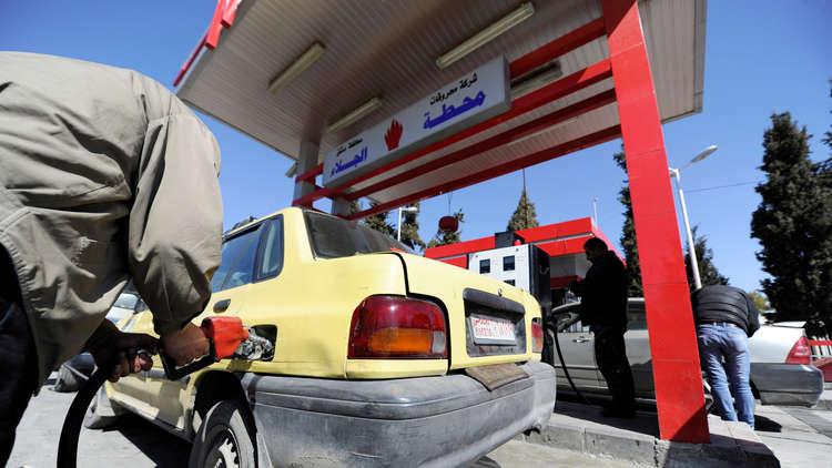 سوريا تطلق مشروع البطاقات الذكيةللآليات العاملة علىالبنزين