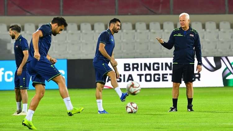 الاتحاد السوري لكرة القدم يعين فجر إبراهيم مدربا للمنتخب خلفا للألماني بيرند شتانغه