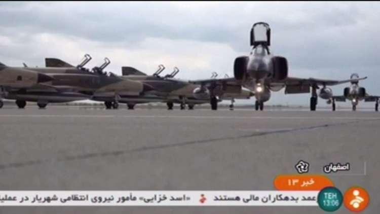 انطلاق مناورات عسكرية في إيران