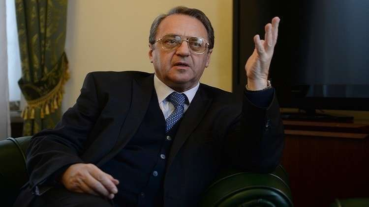 بوغدانوف يبحث مع السفير المغربي أوضاع شمال إفريقيا والشرق الأوسط