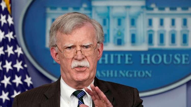 بولتون: سنبحث أمن أكراد سوريا مع روسيا  إذا تطلب الأمر ذلك وعلى تركيا التنسيق معنا