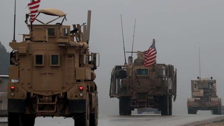 مسؤول: لم يتم سحب أي قوات أمريكية من سوريا بعد