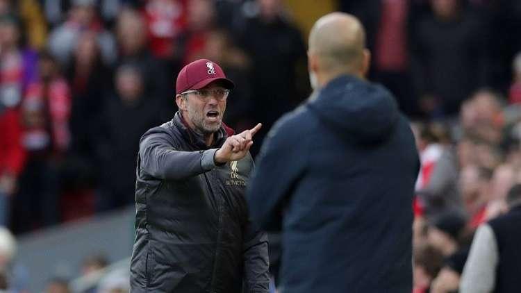 غوارديولا يتهم مدرب ليفربول بتعمد الخروج من الكأس