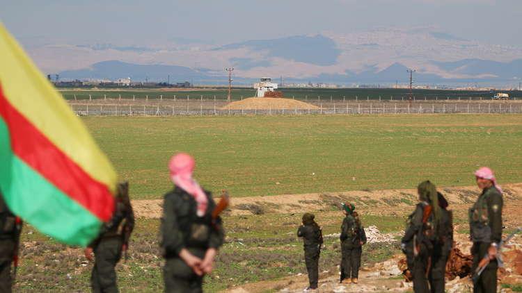 سياسي كردي: واشنطن تحاول إفشال المفاوضات مع دمشق