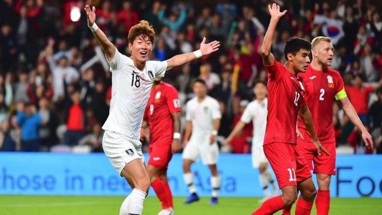 الشمشون الكوري ثالث المتأهلين لدور الـ 16 لكأس آسيا 2019 (فيديو)