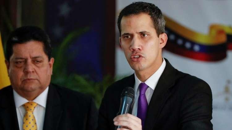 رئيس برلمان فنزويلا المعارض يكشف عن خطته للاستيلاء على السلطة
