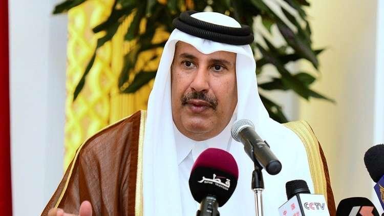 رئيس وزراء قطر السابق: قناة RT ذات مصداقية