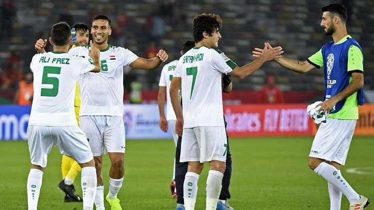 شاهد.. منتخب عربي ثان يبلغ ثمن نهائي كأس آسيا