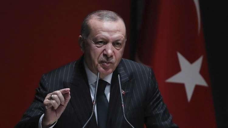 أردوغان: من حاول نقل الربيع العربي لبلدنا ودفننا في شتاء قارس يتجرع المرارة